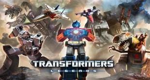 Transformers Video Game Art