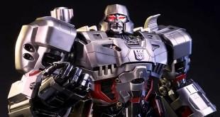 Transformers Generation 1 Megatron