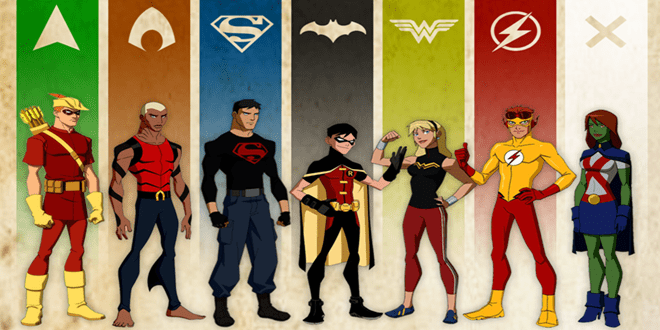Fan Power brings back Young Justice animated show