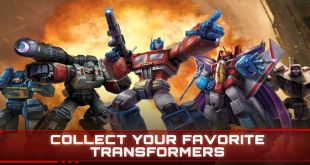 Transformers Video Game
