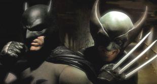 wolverine vs batman