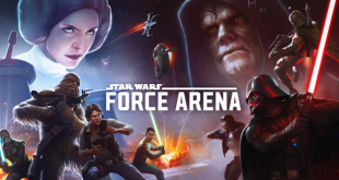 Star Wars Force Arena Darth Vader Trailer
