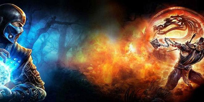 Mortal Kombat - The Scorpion Sub Zero Story CGI Movie