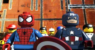 Cool Lego Invasion