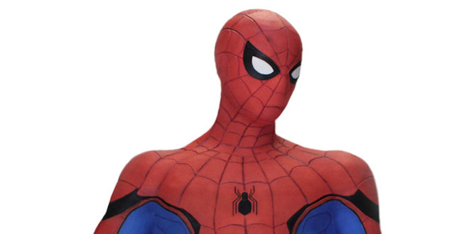 Spider-Man Homecoming Life-Size Statue By #Necatoys