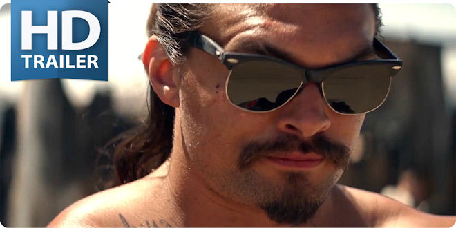 The Bad Batch Movie Trailer (2017) Jason Momoa & Keanu Reeves