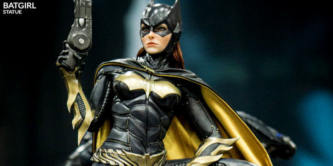 #Batman Arkham Knight 1/3 Batgirl Statue by Prime 1 Studio