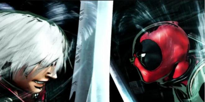 Awesome #Deadpool Vs Dante - Video Animation - Alternate Ending