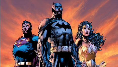 Jim Lee Art