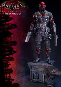 Red Hood Statue Prime 1