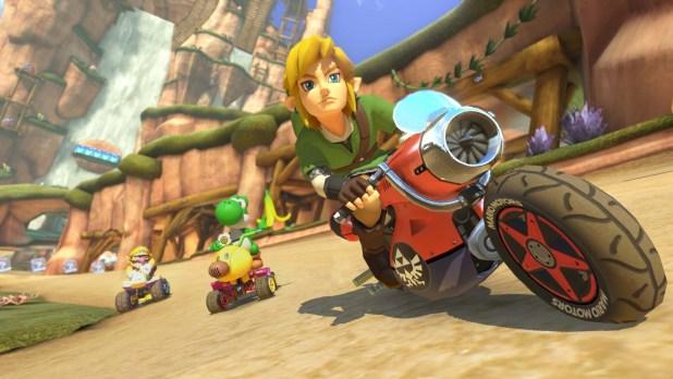 Mario Kart 8 Video Game