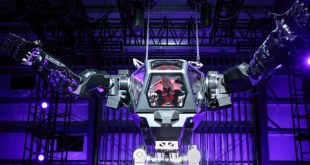 World's First Manned Bipedal Robot