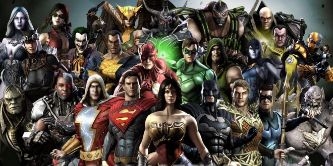 Injustice Gods Among Us 2 Why It Would Be An Injustice Not To Play It