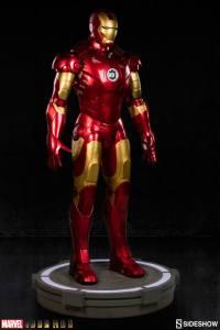 Iron Man Sideshow Collectibles