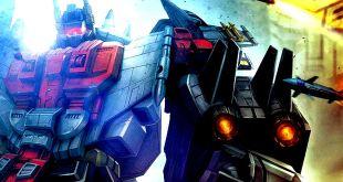 Transformers Combiner Wars Movie - Cartoon Animation Machinima