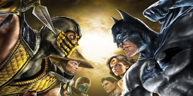 DC Universe vs Mortal Kombat - Full CGI Animated Movie