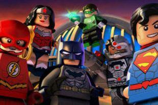 LEGO Justice League vs Suicide Squad