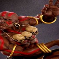 Street Fighter V Dhalsim 1/4 Ultra Statues 4 x Exclusives !!