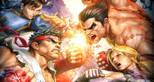 Tekken vs Street Fighter