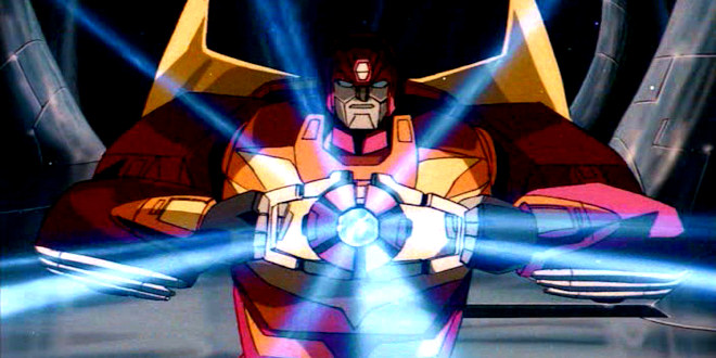 Transformers Cartoon