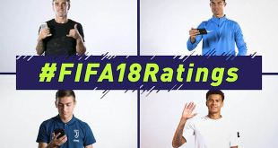 FIFA 18 Ratings