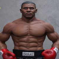 Heavy Duty 1/4 Scale Mike Tyson Statue Storm Collectibles