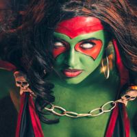 31 Cosplay Girls Body Paint Edition 2 - Star Wars , Marvel , DC & Video Games