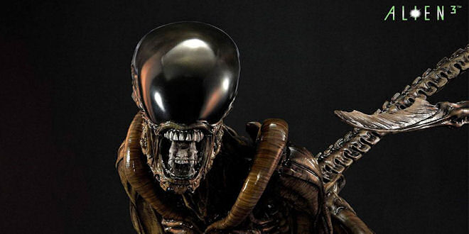 Stunning Alien 3 Statue - 1/3 Scale Dog Alien by Prime 1 Studio