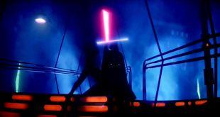 Star Wars Movie Light Saber