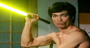 Bruce Lee Lightsabers