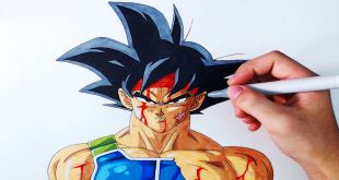 Draw Dragonballz Characters