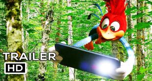Woody Woodpecker CGI Movie