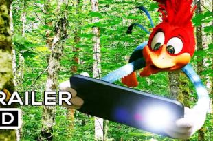 Woody Woodpecker CGI Movie
