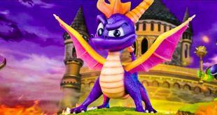 Spyro Dragon Video Game