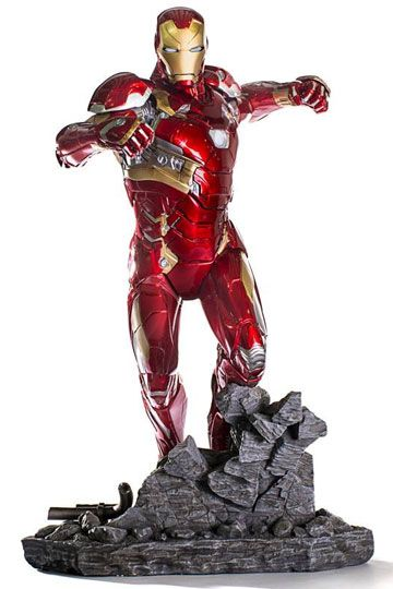 Marvel Iron Studio Statues