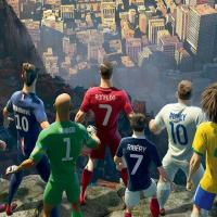 Nike Football Last Game Animated Short Movie FT . Ronaldo, Neymar Jr , Rooney