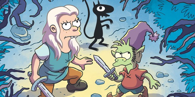 Disenchantment New Trailer