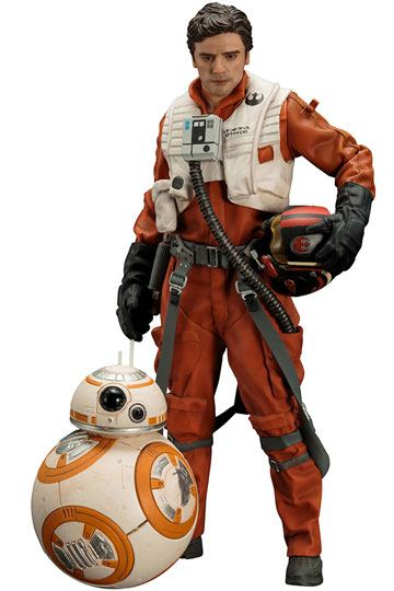 Star Wars Kotobukiya Statues - epicheroes