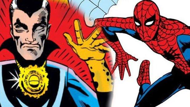 Steve Ditko Marvel Legends
