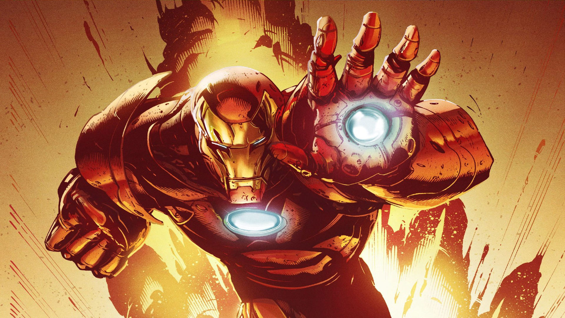 Marvel Wallpaper Hd Ironman Epic Heroes Movie Trailers Toys Tv