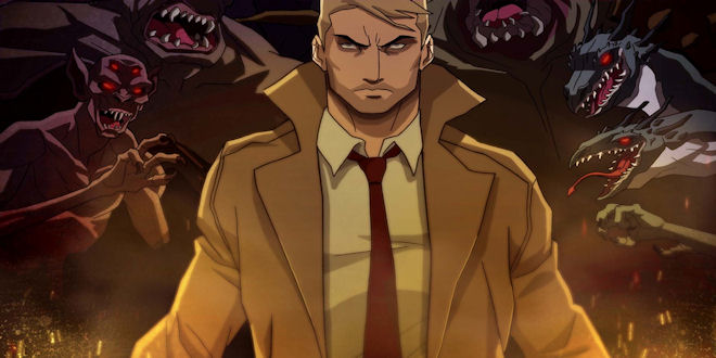 DC Comics Constantine