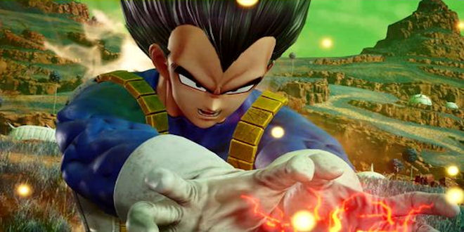 Jump Force Manga - Characters Trailer - Video Game News PS4