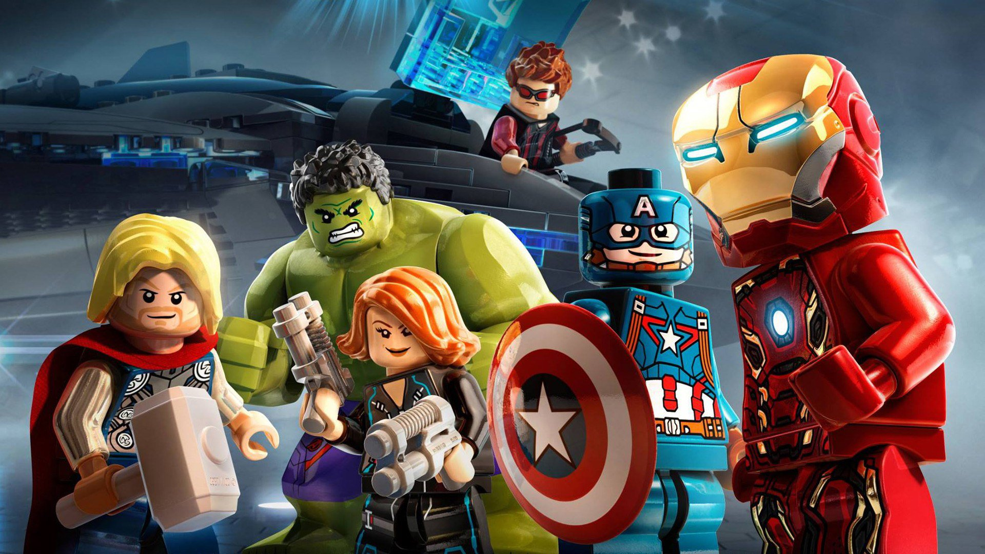 Cool Marvel Wallpapers Hd Avengers Lego