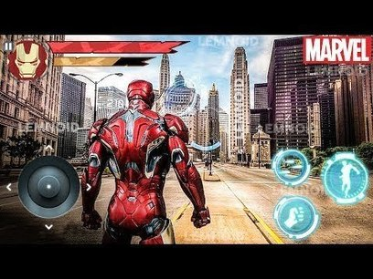 15 Marvel Games for Android & iOS - PC, CONSOLE GAMES ON MOBILE