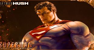 Batman Hush Statue 1/3 Superman