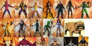 marvel legends custom