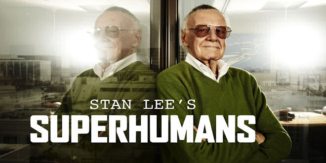 Stan Lees Superhumans 1