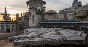 Star Wars Galaxys Edge theme park