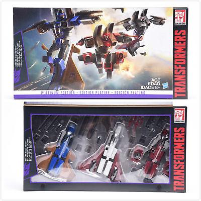 Transformers Platinum Edition Seekers