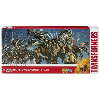 Platinum Edition Dinobots